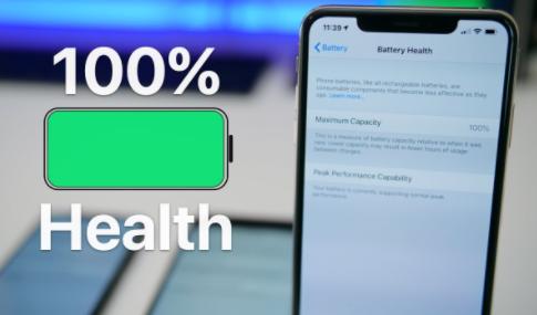 υγεία μπαταρίας κινητού